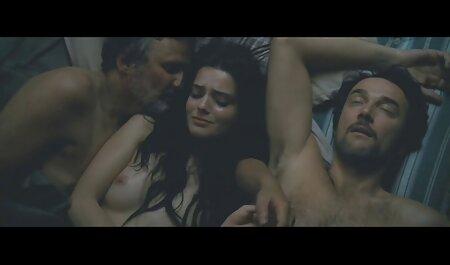 Mature Hoochie Jamie film porno en arab Foster baise un mec